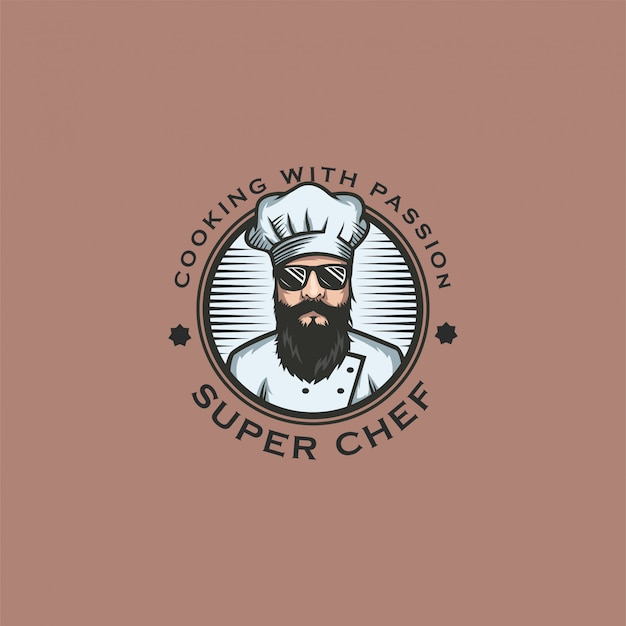 Logo szefa kuchni