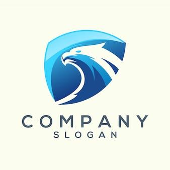 Logo tarczy eagle