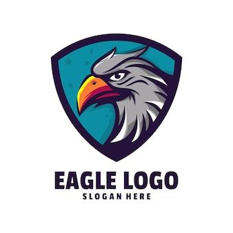 Logo tarczy orła