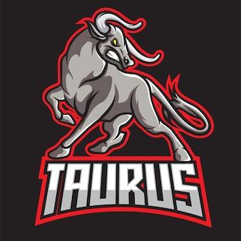 Logo taurus esport