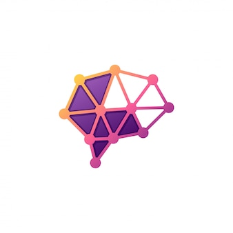 Logo technologii brain