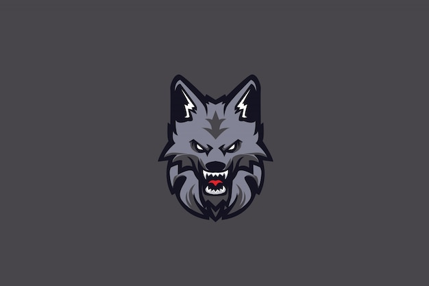 Logo teen wolf e sports