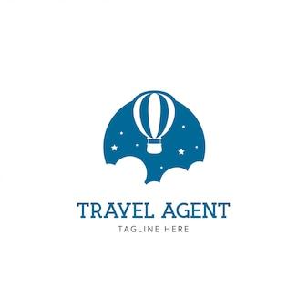 Logo travel agency