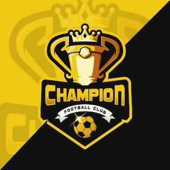 Logo trophy sport