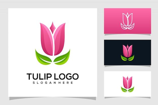 Logo tulipana
