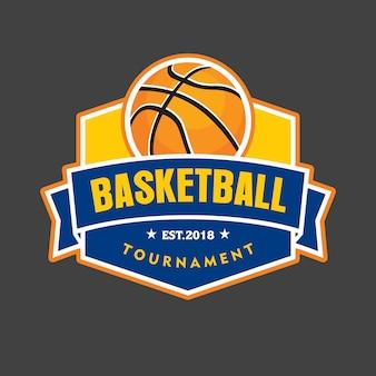 Logo turnieju koszykówki