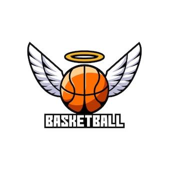 Logo turnieju mistrzostw e-sportowych w koszykówce