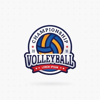Logo turnieju siatkarskiego