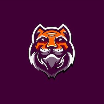 Logo tygrysa darmowe projektowanie premium