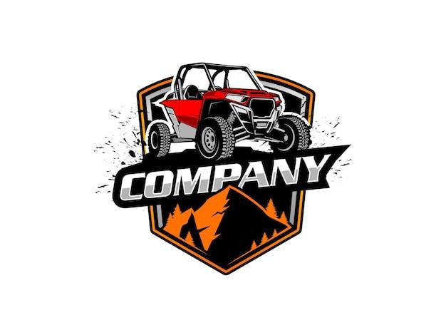 Logo utv 4x4