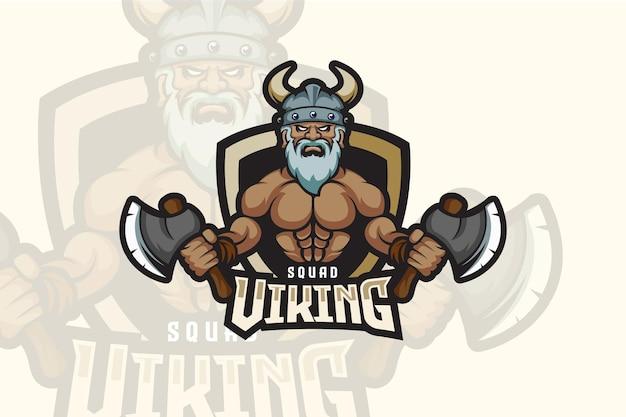 Logo viking squad