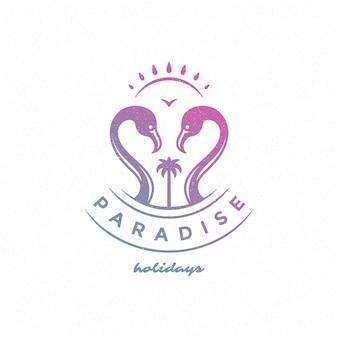 Logo wakacji letnich