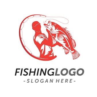 Logo wędkarskie
