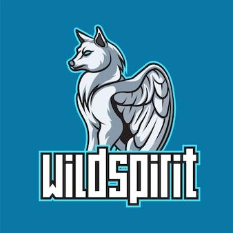 Logo wild spirit esport