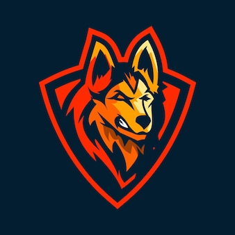 Logo wilka