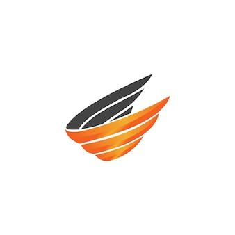 Logo wing royal