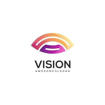 Logo wizji