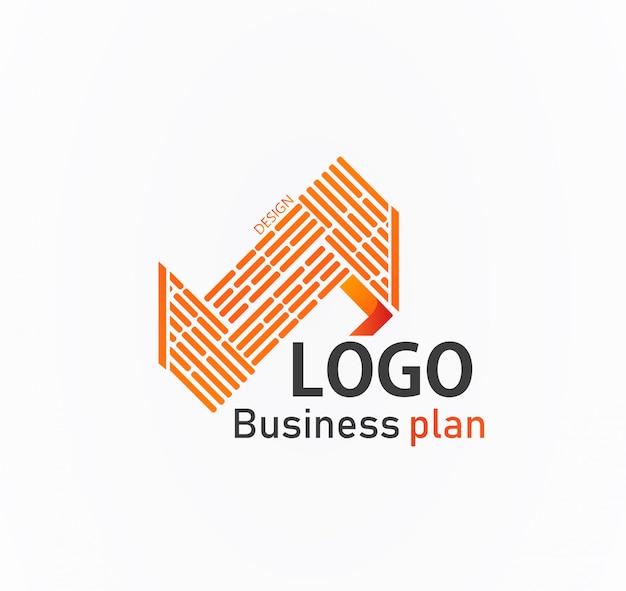 Logo wygląda dobrze ilustracja wektora projektu