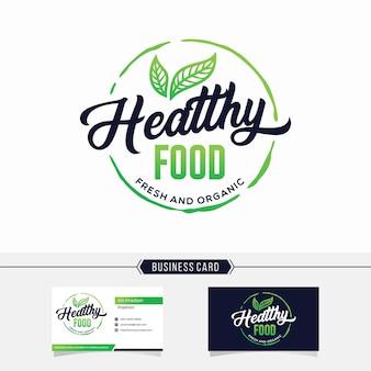 Logo zdrowej żywności