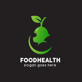 Logo zdrowia żywności