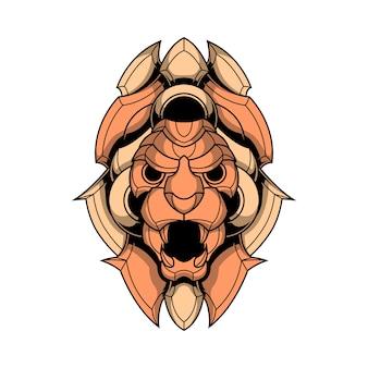 Logo żelaznego kota