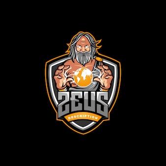 Logo zeus esport
