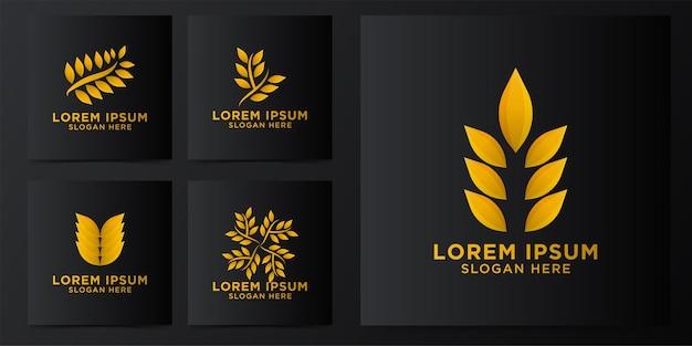 Logo ziarna pszenicy