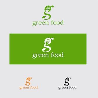 Logo zielonej żywności