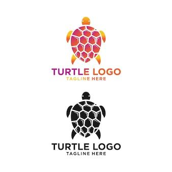 Logo żółwia