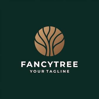 Logotyp drzewa