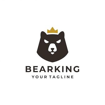 Logotyp niedźwiedzia