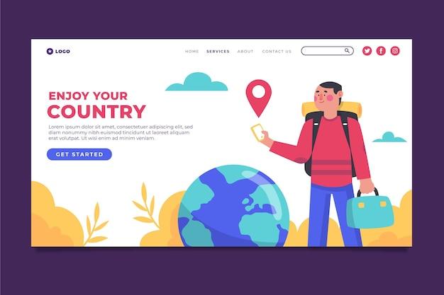 Lokalna strona docelowa turystyki