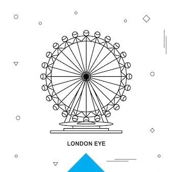 Londyn eye