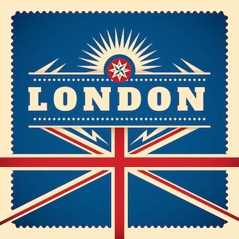 Londyn w tle