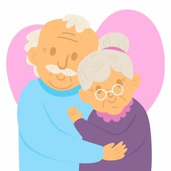 Losowanie dia dos avós