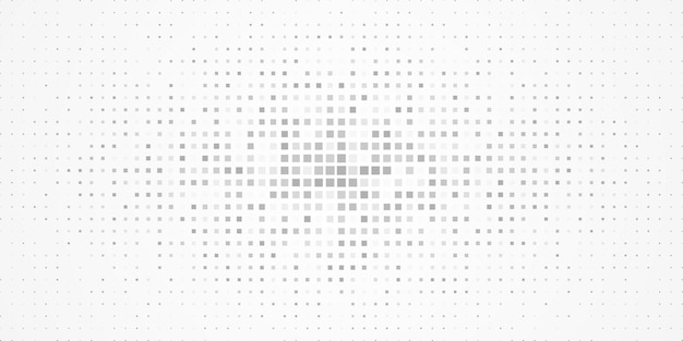 Losowe kolorowe kropki wzór tła, abstrakcyjna geometria kwadratu