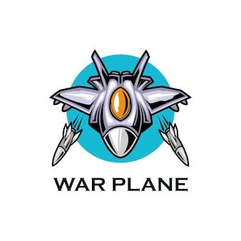 Lot samolotem wojennym