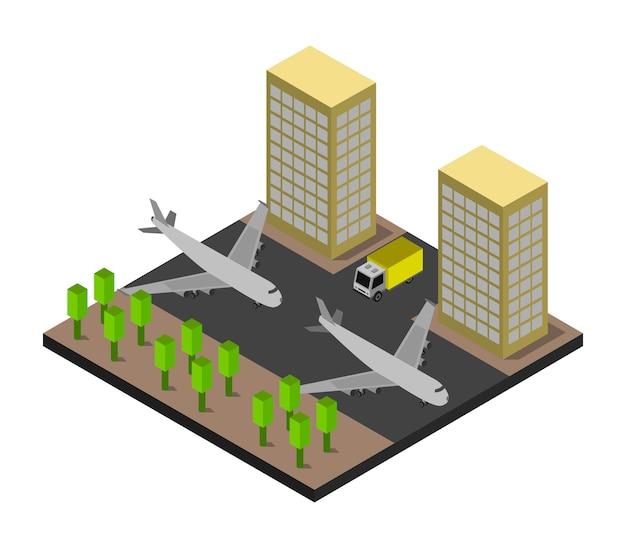 Lotnisko izometryczne