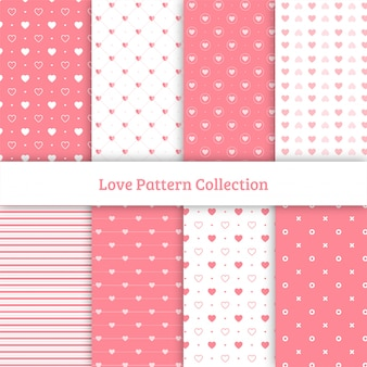 Love pattern collection