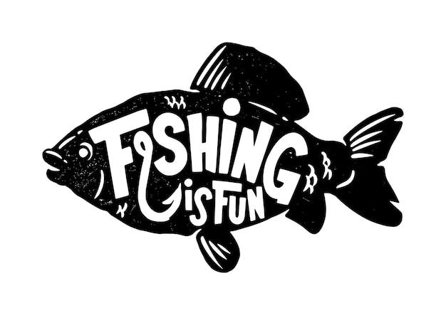 Łowienie ryb jest fajne.