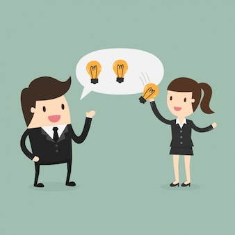 Ludzie biznesu o pomysły