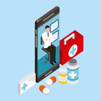 Ludzie cyfrowe zdrowie