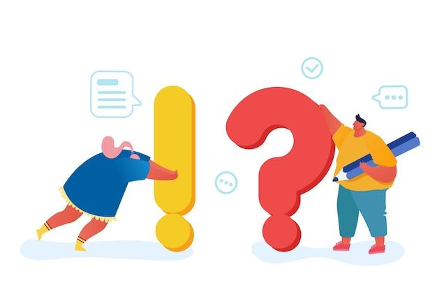 Ludzie wyszukiwanie i udzielanie koncepcji informacji