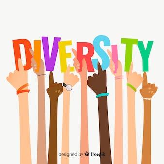 Ludzie z różnych kultur i ras