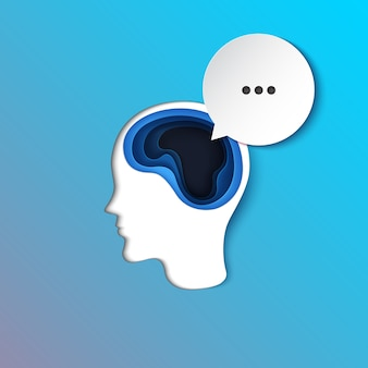 Ludzkie myślenie i mowa bąbelkowa