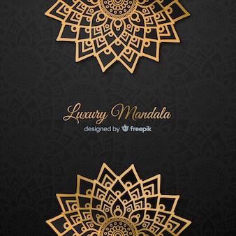 Luksusowa mandala