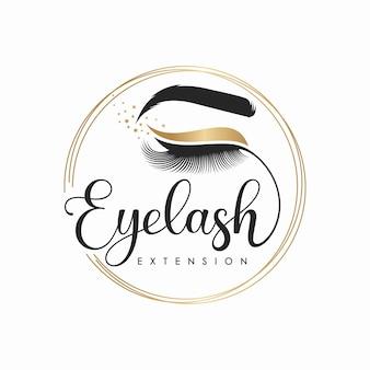 Luksusowe rzęsy logo