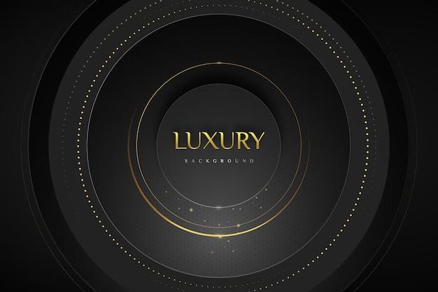 Luksusowe tło w stylu papieru