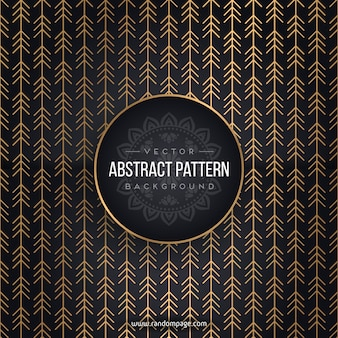Luksusowy abstrakcyjny wzór