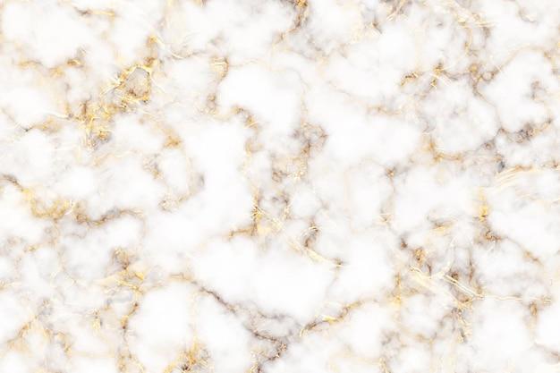 Luksusowy biały złoty marmur tekstura tło wektor